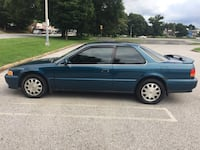 Honda - Accord - 1993 Columbia, 21044