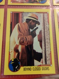 Dick Tracy Card #84 Collectible Charleston, 29414