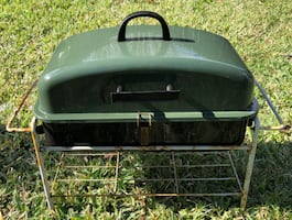 Small Portable BBQ Pit