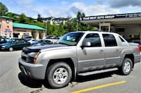 Team West Auto Group 2002 Chevrolet Avalanche 1500 4WD Z71 Local No accident 1 owner low km Vancouver, V6E 2B9