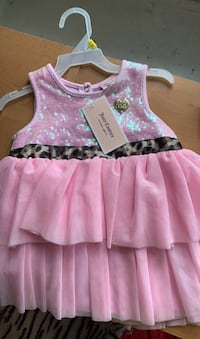 Juicy couture baby girl 2 piece dress set  Mississauga, L5N 8R2