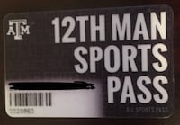 U4 Sports pass for A&M vs. LSU College Station, 77840