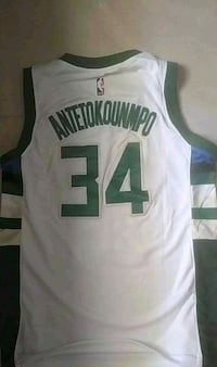 Giannis Antetokounmpo Jerseys All Sizes Milwaukee