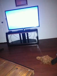 Rca 55inch with a tv stand  Lufkin, 75904