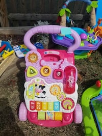 Baby girl push toy Fall River, 02720