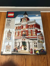 Lego 10224 Town Hall Sealed