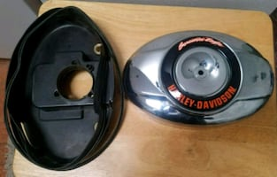 Harley Davidson Air Cleaner Cover Dyna