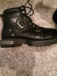 Harley boots great shape size 8 Tuttle, 73089