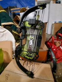 Barnett Tomcat Youth Compound Bow Toronto, M6J 1S4