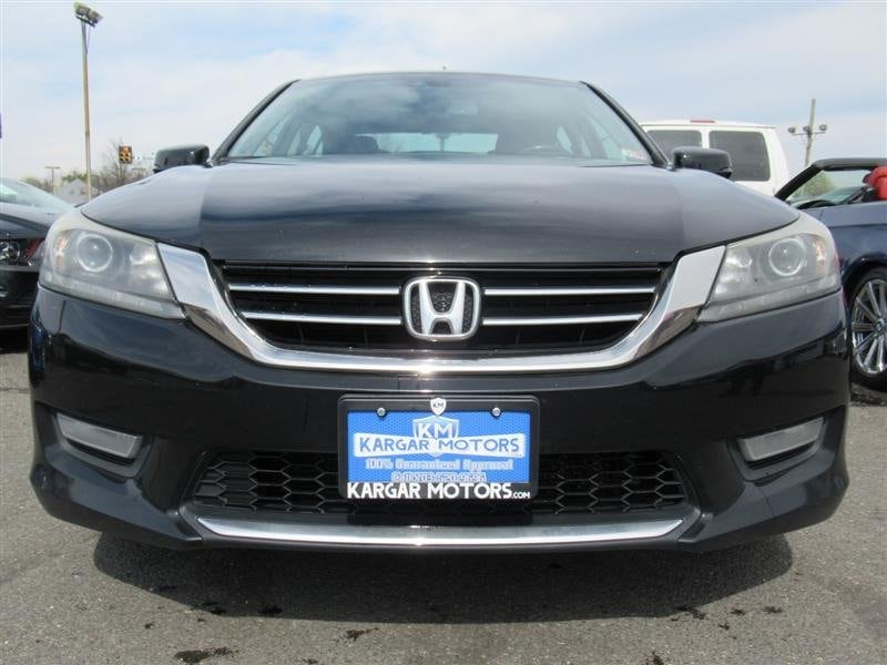 Honda Accord Sdn 2013 1