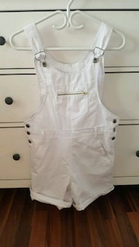 Overall Shorts size small