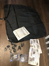 Jeep Freedom Top Bag and Spare Accessories  Toronto, M4G 3R5