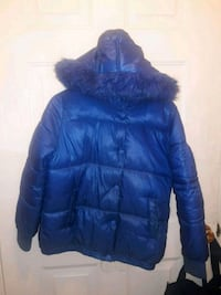 Justice Girls puffer jacket Size 12/14 plus Toms River, 08755
