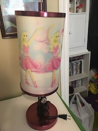 Barbie Ballerina Lamp  Kingston, K7M 9G7