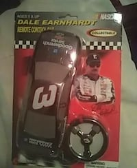 black Dale Earnhardt rally car scale model with box Albuquerque, 87112
