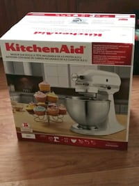 gray KitchenAid stand mixer box Selma, 36701