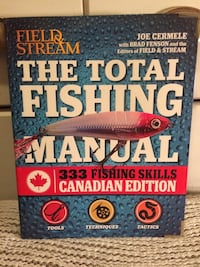 Fishing Book Edmonton, T6E 0R2