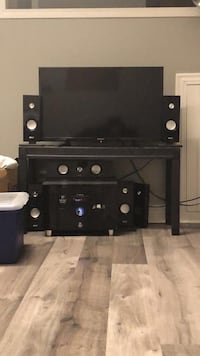 1 Channel Home Theater System Edmonton, T6L 2S1
