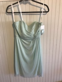 Mint Green Bridesmaid Dress - Size 8 Seattle, 98118