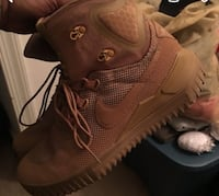 Nike boots size 10