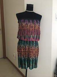 Authentic BCBG tube dress  Size L Calgary, T2Y