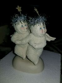 Snowbabies dancing with the stars figurine Edmonton, T5Z 2M9