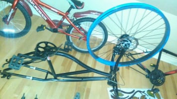 Numerous Bike parts and more