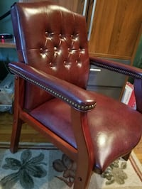 Brand New Leather Presidential Chair Bel Air, 21015