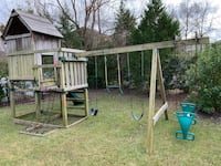 Swing set Charleston, 29492