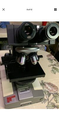Olympus Bh microscope with 5 objectives  Los Angeles, 91042