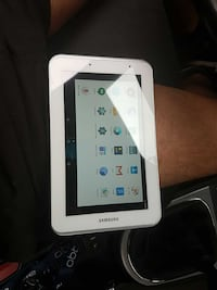 computer tablet bianco null