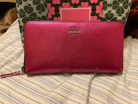 Used Hot Pink Kate Spade Wallet Markham, L3S 3N2