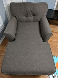 New Grey Tibbee Chaisse couch for sale Mississauga, L5V