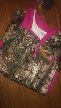 Pink Real Tree camouflage jacket Greenfield, 45123