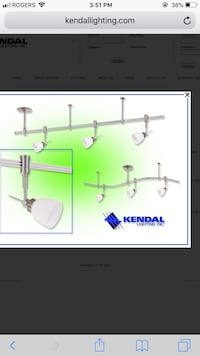 Kendal Lighting Light Surrey, V3S 4L2