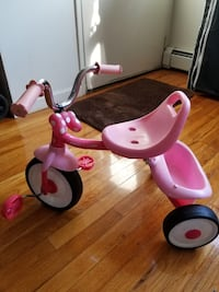 Radio Flyer baby tricycle