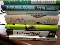 Natural healing, Health and wellness books Make an offer for all Johnston, 02919