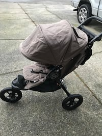 Baby jogger city elite stroller - new condition