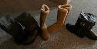 Boots. $35 for 3 pairs Frederick, 21701