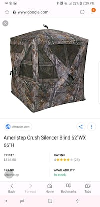 Ameristep crush new open box  Knoxville, 37924