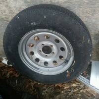Set of 4 with tires 15 in