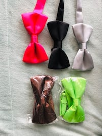 Bow Ties Various colours