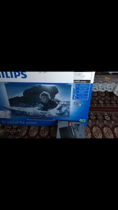 Philips 6900 series mart ledde TV