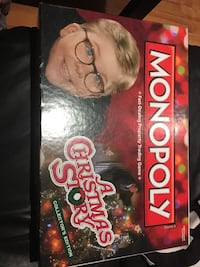 Monopoly A Christmas Story Collector's Edition Mississauga, L5V 2H3