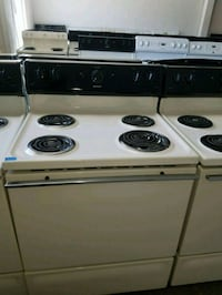 Used stove Hotpoint Tampa, 33604