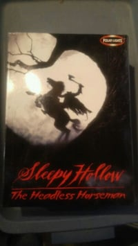 Sleepy Hollow - The Headless Horseman model kit by Polarlights Victoria, V8P 3Y3