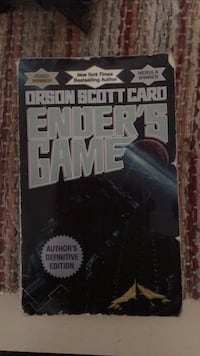 Ender's Game Washington, 20010