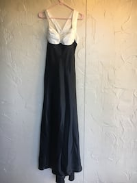 Black and White Prom Dress Federal Way, 98003