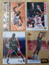 Hakeem Olajuwan Houston Rockets NBA basketball cards  Gresham, 97030