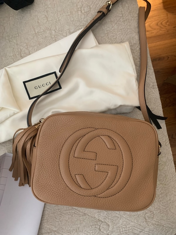 b8d07e93c Used Gucci soho disco leather bag for sale in New York - letgo